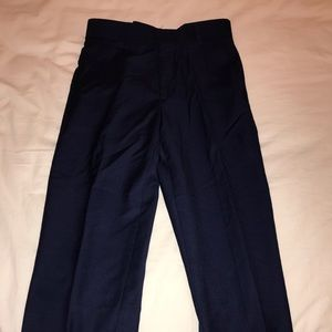 Calvin Klein navy dress pants